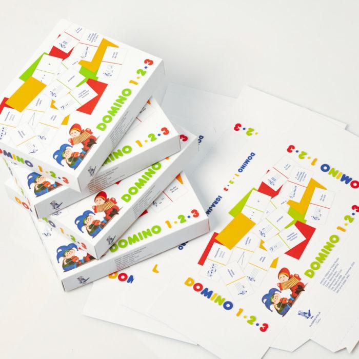 Družabna igra Domino